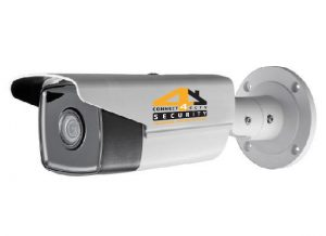 Fixed Bullet Camera connect 4 cctv